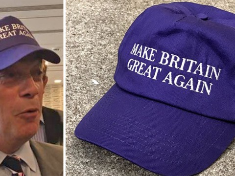 UKIP's youth wing sold 'Make Britain Great Again' hats for price of £9.11