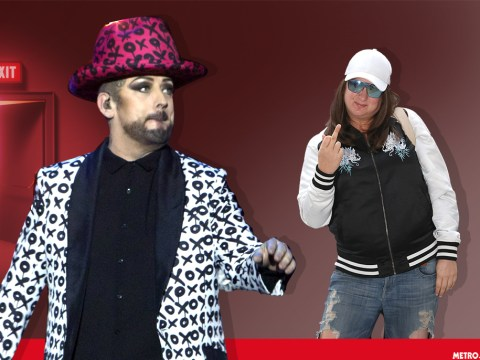 Has Boy George been banned from The X Factor for saying Honey G is 'a joke'?