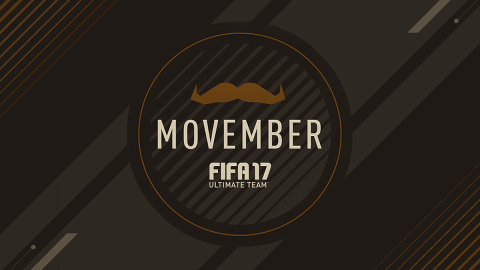 FIFA 17 Movember cards, special items, challenges and kit to help raise awareness for men's health