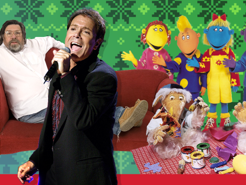15 Christmas hits you've probably forgotten about