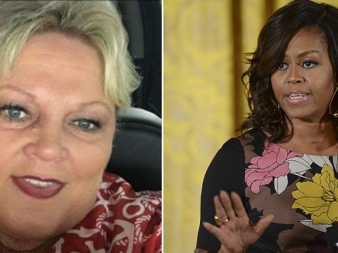 Official sacked over racist 'ape in heels' Facebook post about Michelle Obama