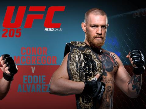 The three ways Conor McGregor versus Eddie Alvarez UFC 205 super fight could go