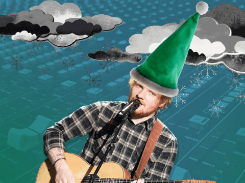 Ed Sheeran has apparently written the 2016 X Factor winner's Christmas single — and it's a ballad