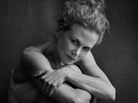 Nicole Kidman and Kate Winslet get 'more naked than nude' for the 2017 Pirelli calendar