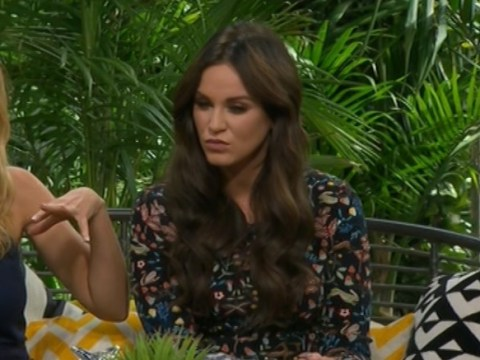 Viewers notice Vicky Pattison is a LOT quieter on Extra Camp after calling it 'Xtra Factor' during launch show