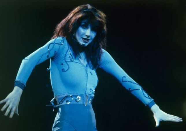 Kate Bush has implied she's a Tory and people are very upset