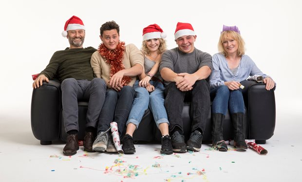 Outnumbered is returning this Christmas for a special one-off episode (Picture: BBC)