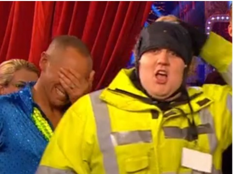 Peter Kay's joke about Judge Rinder's sexuality branded 'homophobic' by Strictly viewers