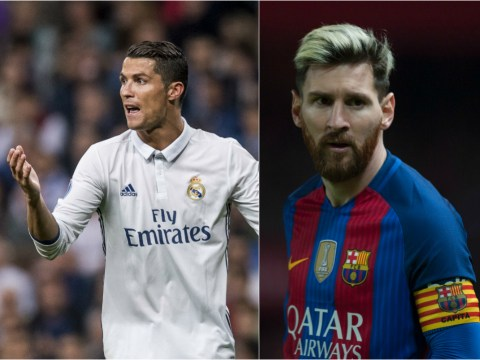 Ronaldinho claims Barcelona superstar Neymar is on a par with Lionel Messi and Cristiano Ronaldo
