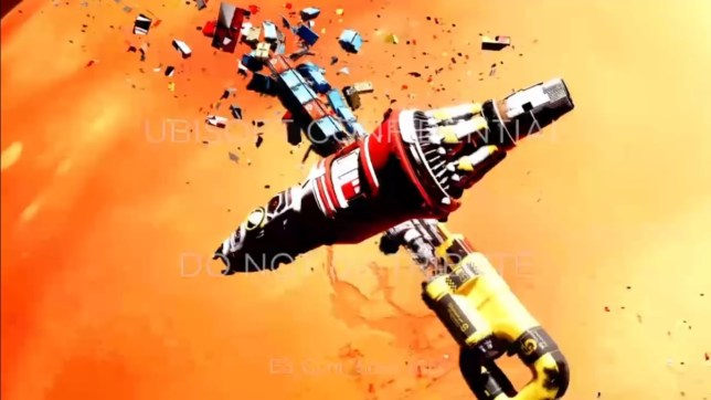 The art style is very reminiscent of Chris Foss, who influenced Homeworld and No Man's Sky