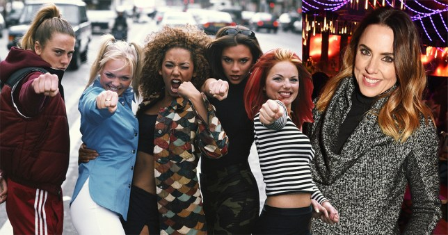 Mel C pens defiant song as she confesses she was bullied in Spice Girls Getty English pop group The Spice Girls, Paris, September 1996. Left to right: Melanie Chisholm, Emma Bunton, Melanie Brown, Victoria Beckham and Geri Halliwell aka Sporty, Baby, Scary, Posh and Ginger Spice. (Photo by Tim Roney/Getty Images)