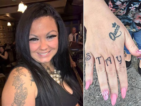 Was it fair for this woman to lose a job offer because of her tattoos?