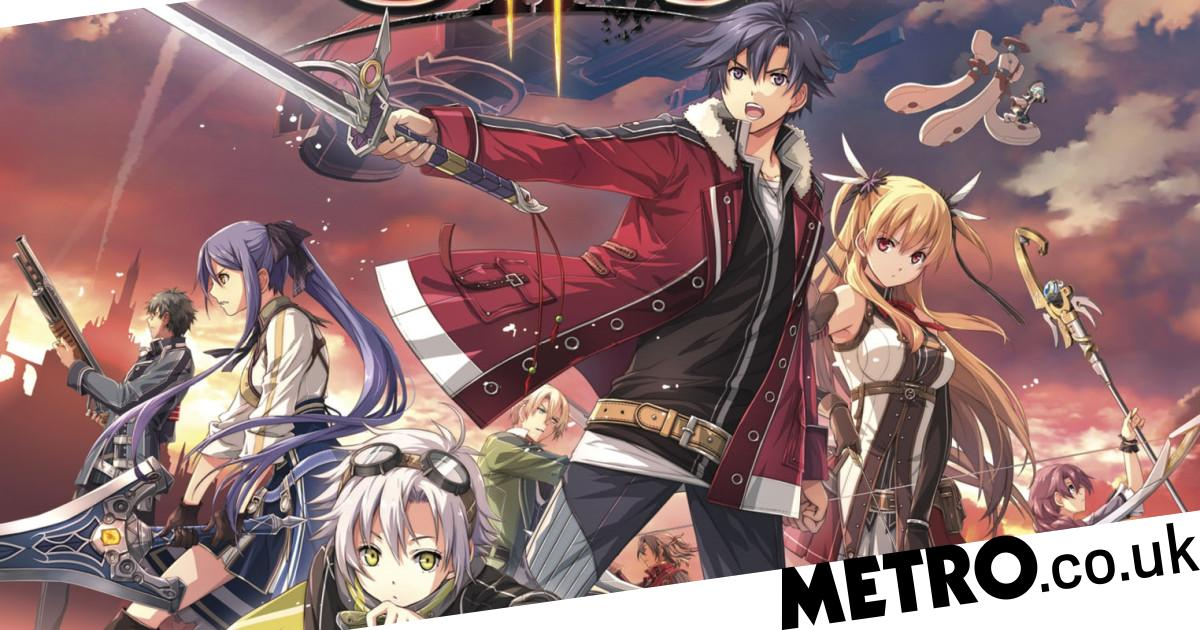 Game review: Trails Of Cold Steel II is one of the PS4's