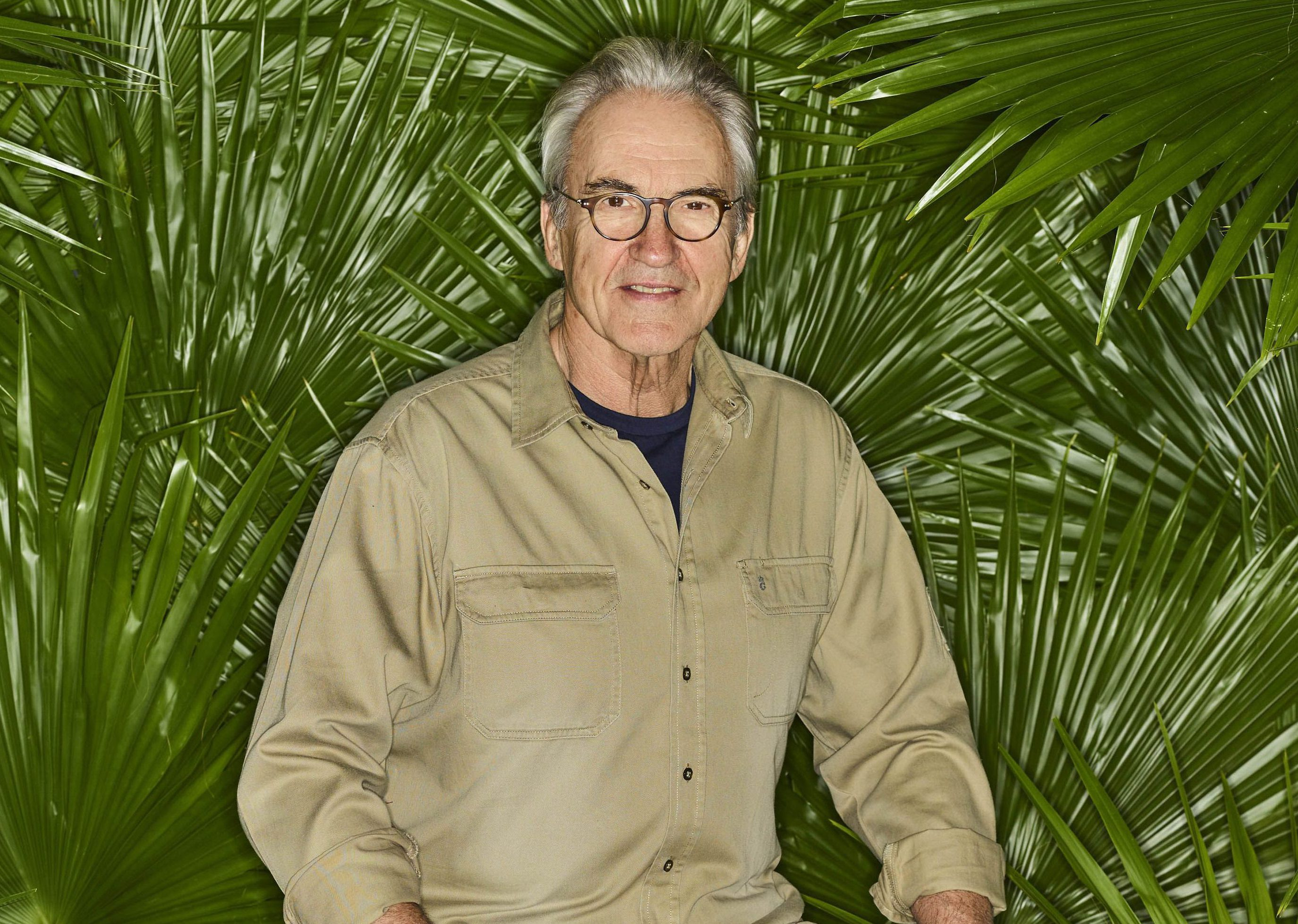 Larry Lamb's 'good blokery' on I'm A Celebrity has made him the favourite to become King of the Jungle