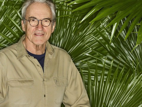 I'm A Celebrity's Larry Lamb once bedded a nun who had been celibate for 18 years