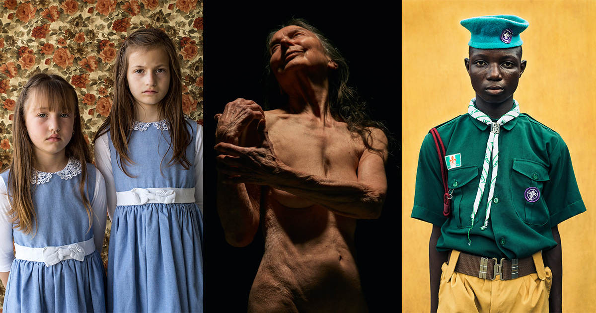 These photographs just won the Taylor Wessing Photographic Portrait Prize