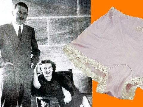 The £450 knickers that got Hitler horny