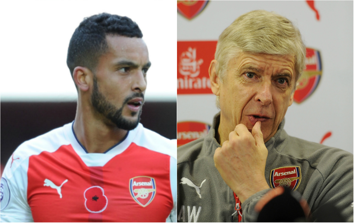 Confusion at Arsenal: Wenger completely contradicts Walcott in post-match interview