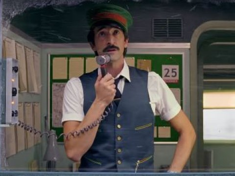 H&M's Christmas advert has gone full Hollywood with Wes Anderson and Adrien Brody