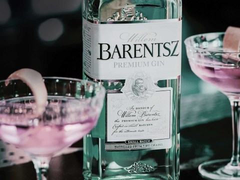 This new jasmine gin is so smooth you can drink it straight