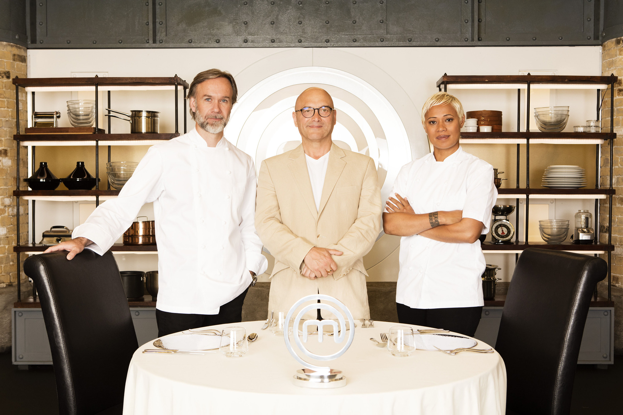 When is MasterChef The Professionals on and who is judging?