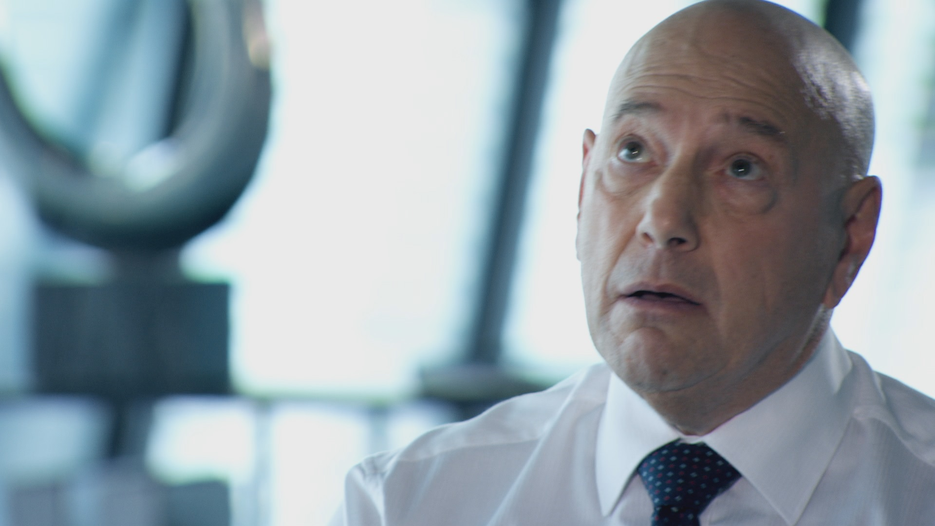 Claude Littner tells Apprentice candidate Courtney Wood 'I want to smack you around the face' during interviews