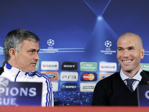 Zinedine Zidane equals Jose Mourinho record with Real Madrid