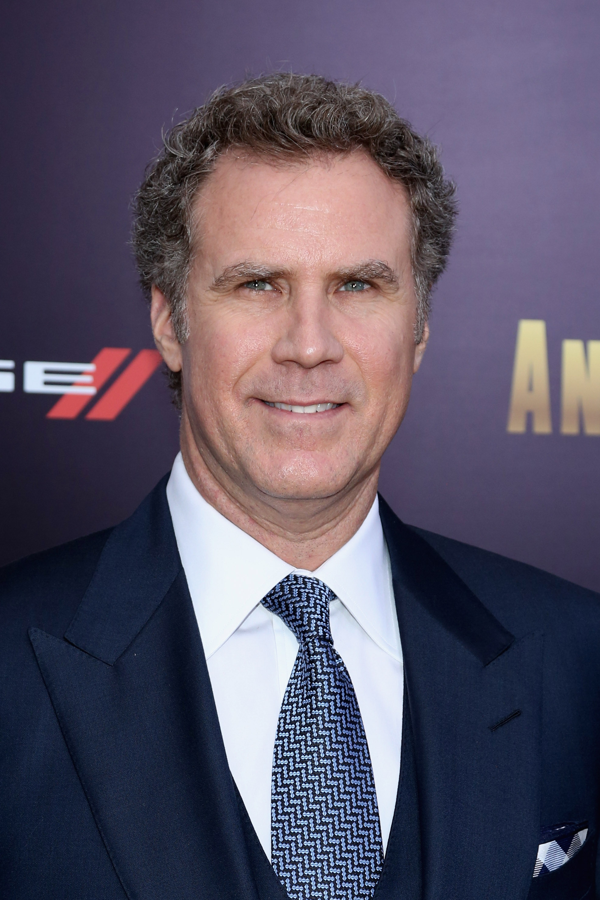 Will Ferrell 'unhurt' and out of hospital after his car flipped over in two-car crash