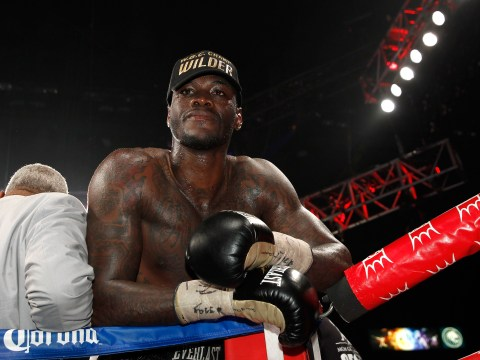 WBC heavyweight champion Deontay Wilder says he and Tyson Fury did not hype super fight for nothing