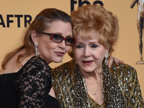 Carrie Fisher's mum Debbie Reynolds says Star Wars actress is in 'stable condition'