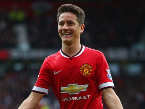 Ander Herrera had picture of Manchester United legend Ryan Giggs in his house growing up