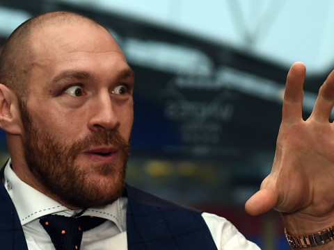 Tyson Fury slams Wladimir Klitschko and Anthony Joshua after lovefest press conference