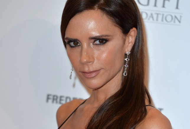 Victoria Beckham is receiving an OBE for her contribution to charity work and the fashion industry (Picture: Getty Images)