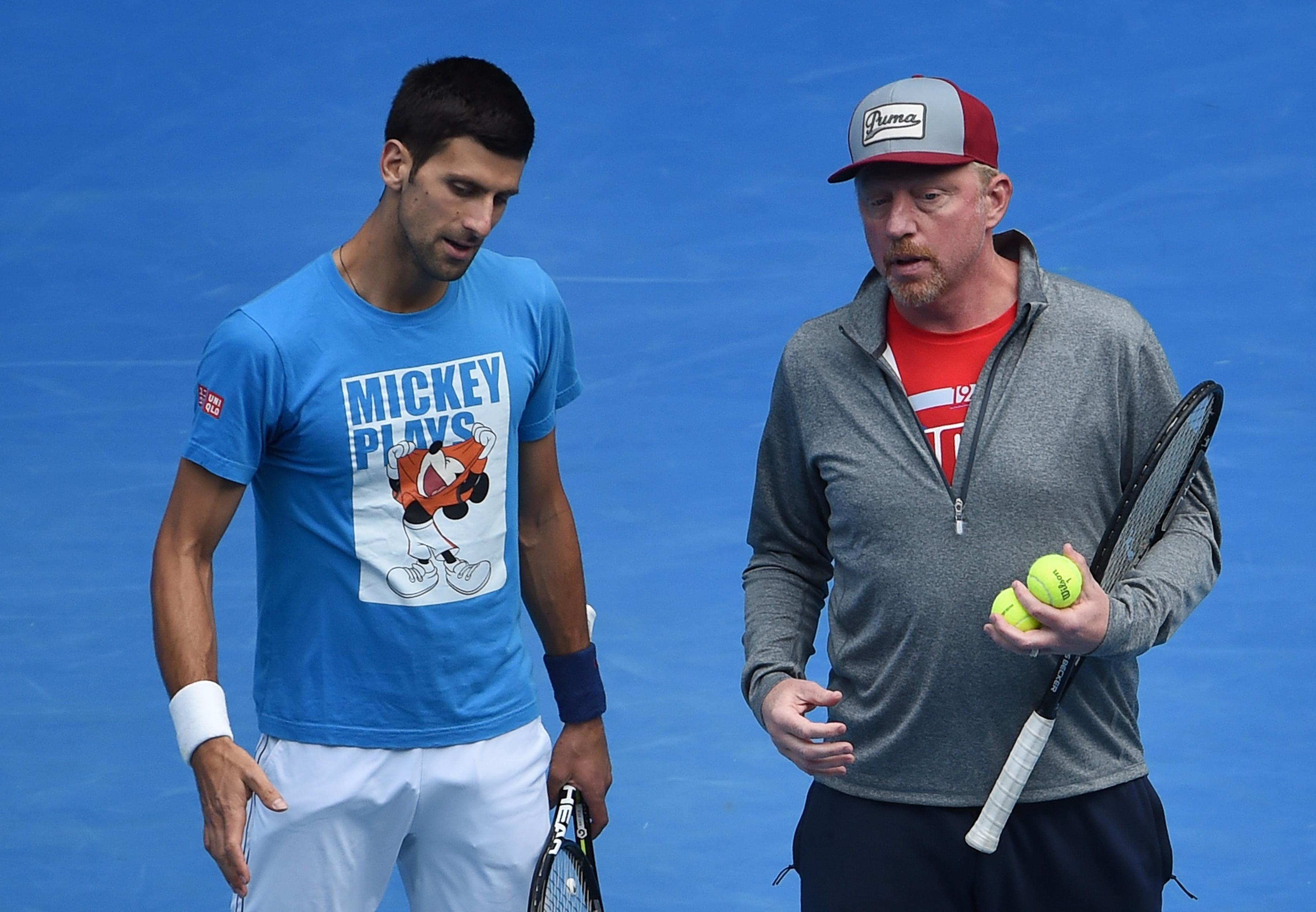 Boris Becker: Novak Djokovic's lack of focus after winning French Open caused split
