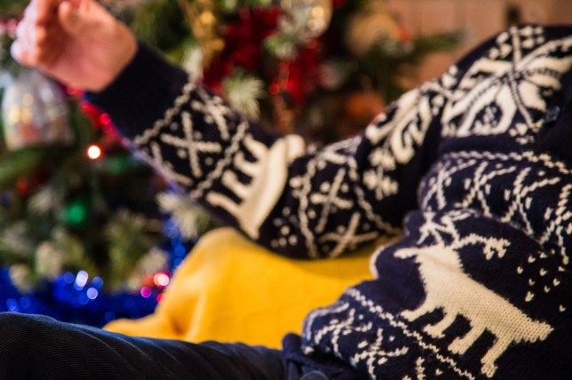 5e08bf4c6 We ll only be wearing vintage Christmas jumpers this year – here s ...
