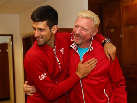 Boris Becker reveals that Novak Djokovic was 'bothered' by Roger Federer and Rafael Nadal popularity