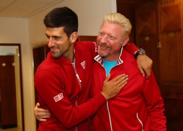 Boris Becker reveals what annoys Novak Djokovic about Roger Federer and Rafael Nadal