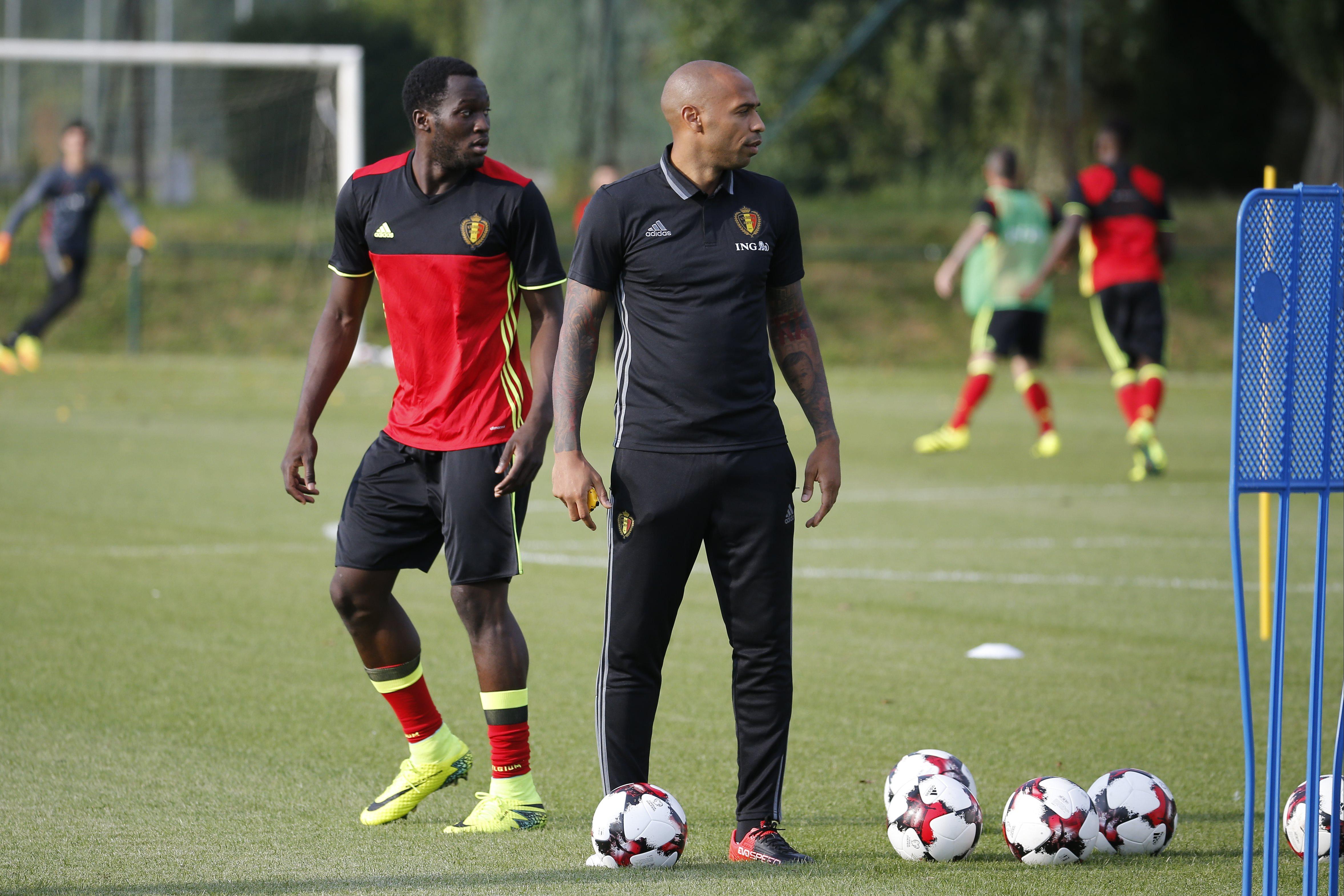 Romelu Lukaku close to reaching 'elite' level, says Arsenal legend Thierry Henry