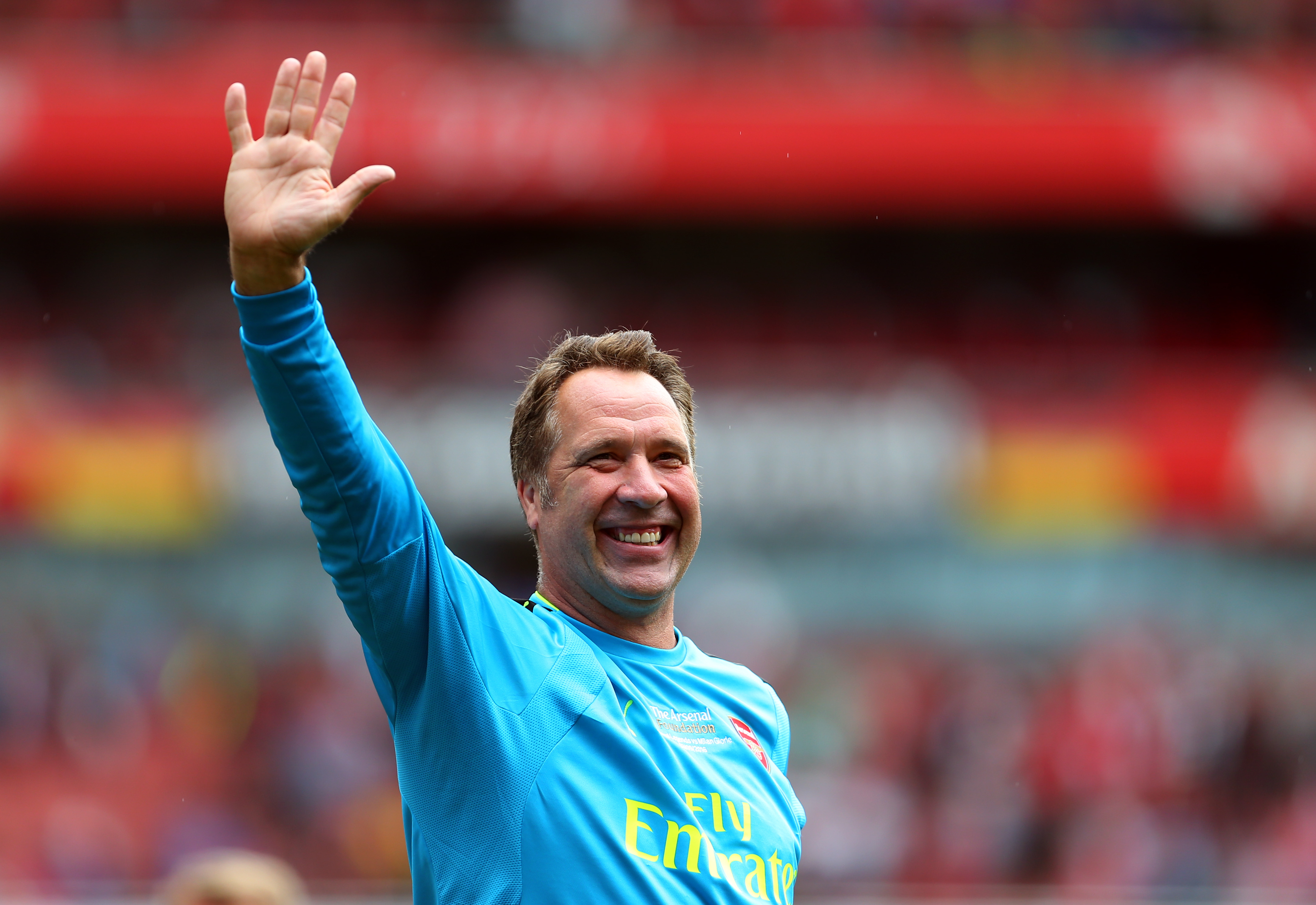 David Seaman picks his dream Arsenal five-a-side team and it's awesome