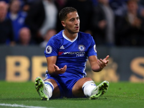 Mousa Dembele and Adama Traore are both more successful at completing take ons than Eden Hazard