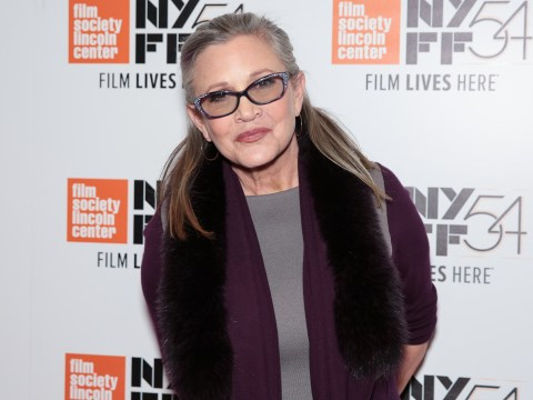 Carrie Fisher to appear in two new episodes of Family Guy