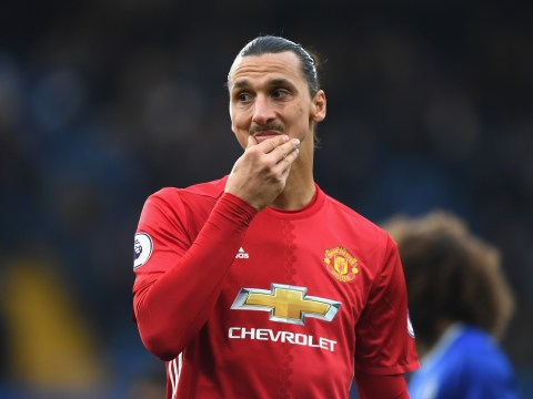 Zlatan Ibrahimovic should have scored many more goals for Manchester United