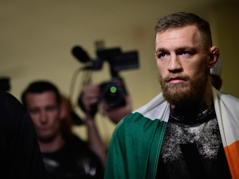 Conor McGregor dismisses the UFC's claim he has been stripped of his featherweight title