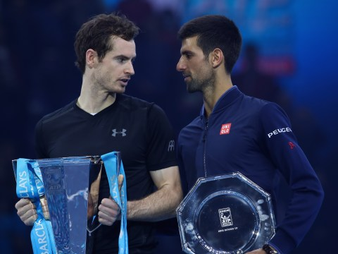 Roger Federer: Andy Murray's dislodging of Novak Djokovic to become world No. 1 was 'extraordinary'