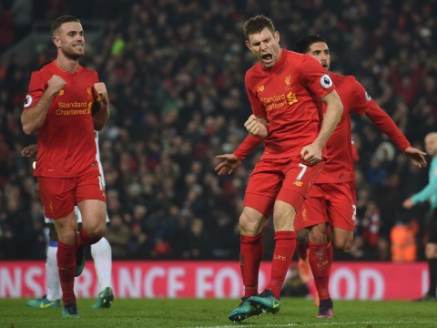 Adam Lallana, James Milner and Jordan Henderson are essential for Jurgen Klopp, says Dean Saunders