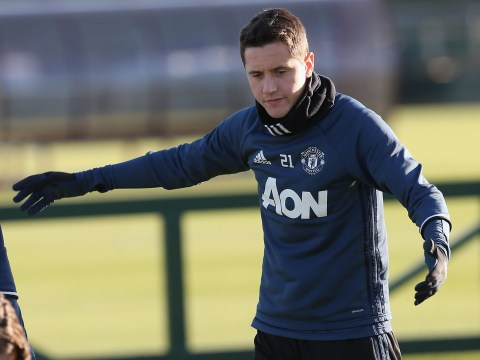 Ander Herrera wary he could be replaced at Manchester United
