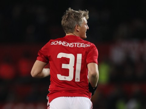 Martin Keown: Bastian Schweinsteiger should be in Manchester United squad to face Everton