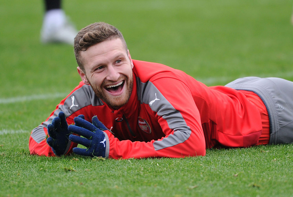 Arsenal star Shkodran Mustafi promises to give everything for Gunners fans