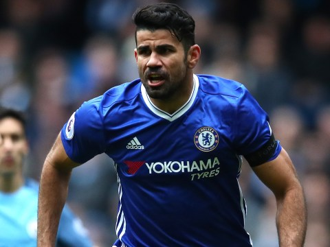 Chelsea sweat over Diego Costa's fitness after striker comes off injured in win over Manchester City