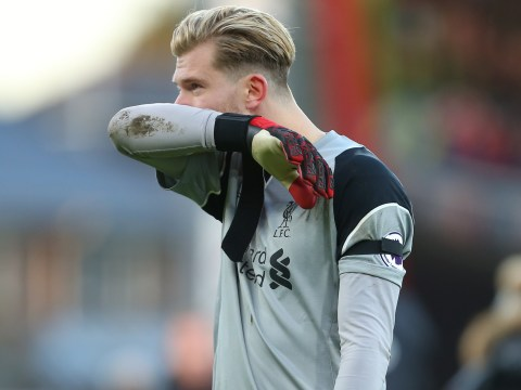 Bournemouth's game plan was to target Liverpool goalkeeper Loris Karius, says Steve Cook